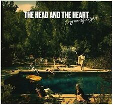 Signs of Light  The Head and the Heart CD, Sep-2016, Warner Bros. Digipak NEW