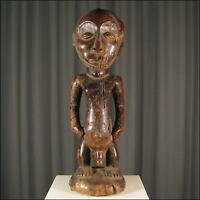 66500) Afrikanische Holz Figur Hemba Kongo Afrika KUNST