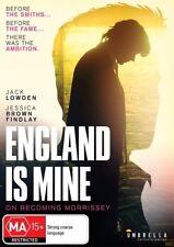 England Is Mine (DVD, 2018)