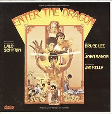 Lalo Schifrin Enter The Dragon CD NEW 2008 Reissue