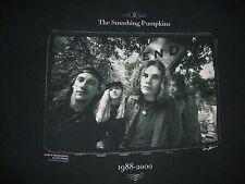 Vintage THE SMASHING PUMPKINS non tour 1988-2000 Original Nirvana T shirt L