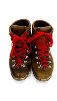 PMS BY PATONS MENS VINTAGE HIKING MOUNTAINEERING BOOTS 8 M US