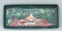 Moorcroft rectangular Tray - Mamoura design 34/94 - designed by Sally Tuffin ...