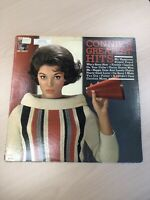 Connie's Greatest Hits Connie Francis Vinyl LP E 3793 MGM
