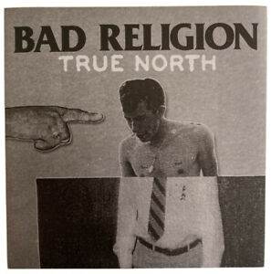 Official Bad Religion True North Authentic Promo Promotional Sticker Epitaph
