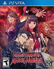 Tokyo Twilight Ghost Hunters USED SEALED (Sony PlayStation Vita, 2015) PSVITA