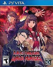 Tokyo Twilight Ghost Hunters (Sony PlayStation Vita, 2015)