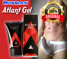 ATLANT GEL Intimate Lubricant Enlargement Cream Global ALWAYS 100% ORIGINAL