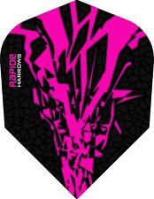 Harrows Rapide X Extra Strong Dart Flights - Pink