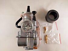 KOSO CARB 28mm Power Jet Carburetor For ATV Quad Pit Dirt Bike    [B16]