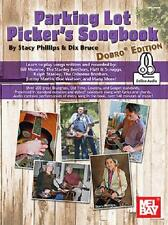 PARKING LOT PICKERS DOBRO ACOUSTIC GUITAR TAB SONG BOOK