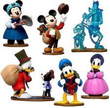 Disney Mickey's Christmas Carol Scrooge McDuck Figurine Playset