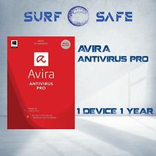 Avira Antivirus Pro 2020 1 DEVICE | 1 YEAR WIN, MAC, Multilang., Avira Genuine +
