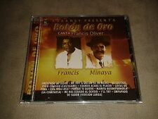 CD ORIGINAL SALSA. BOTON DE ORO - CANTA FRANCIS OLIVER. KUBANEY RECORDS 1999.