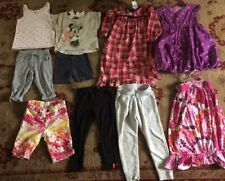 """Girls Clothes Size 4-5 """"10 Pieces Lot"""" Summer"""