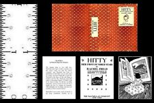 1:12 SCALE MINIATURE BOOK HITTY, HER FIRST HUNDRED YEARS ILLUSTRATED MODIFIED