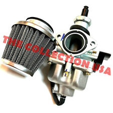 1984 1985 1986 Honda Atc 200s Carburetor & Air Filter 3 Wheeler Atc200s Carb