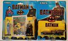 Vintage ERTL BATMAN 89 Batmobile and figures JOKER.  Brand New!