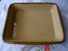 Retro Vintage T.G. GREEN Granville stoneware baking dish TG Green old stone ware