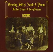 CROSBY STILLS NASH AND & YOUNG ( NEW SEALED CD ) DEJA VU - REMASTERED ( CSNY )
