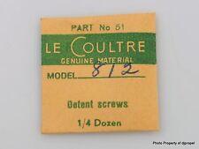 Jaeger LeCoultre Set Lever Screw Cal. 840 Part #5443