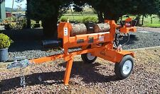 Venom 20ton Dual Action hydraulic petrol log splitter
