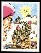 Panini Action Man Sticker 1983 No. 211