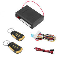New Car Auto Remote Central Kit Door Locking Vehicle Keyless Entry System /KT