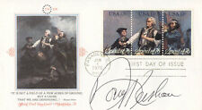 DOUG KERSHAW - FIRST DAY COVER SIGNED