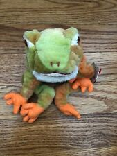 Ty Beanie Baby - Prince the Frog (8 Inch) Mint with Mint Tags
