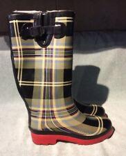 16d11077672 Henry Ferrera Rain Boots Multi-Color Boots for Women for sale   eBay