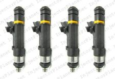 Set of 4 Bosch EV14 2006-2012 Mazda 3 fuel injector 12 holes 0280158103 6M8G-BA