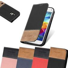 Case for Samsung Galaxy S5 MINI / DUOS Phone Cover PU leather Combi X Wallet Boo