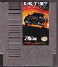 KNIGHT RIDER with cosmetic flaws ORIGINAL CLASSIC NINTENDO GAME ORIGINAL NES HQ