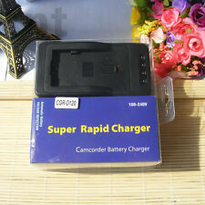 Quick Battery Charger for CGR-D54 PANASONIC AG-DVX100B HVX200 CGR-D120 D210 210