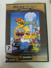 Los Simpsons golpe y ejecutar PC