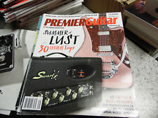 Premier Guitar September 2014 Magazine *Summer of Lust 30 Namm toys