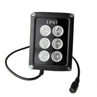 CCTV 6 Array LED Illuminator Infrared Night Vision IR Light for Security Camera