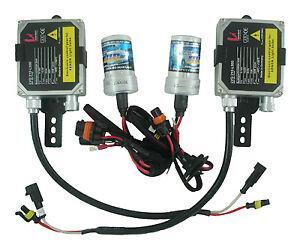 Kit xenon H1 6000K Ampoule BALLAST 55W Feux HID pour Camion 4X4 24V
