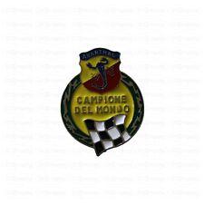 FREGIO ROTONDO ABARTH DECORATIVO CAMPIONE DEL MONDO PER FIAT 500 ABARTH