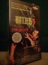 Cult Sci-Fi Horror VHS Films