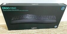 Logitech ERGO K860 Ergonomic Wireless Memory Foam Wrist-Rest Split Keyboard