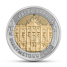 Poland / Polen 2020 - 5zl  Discover Poland - The Branicki Palace in Białystok