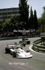 Lella Lombardi Lavazza March 751 Spanish Grand Prix 1975 Photograph