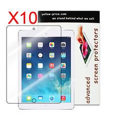 10pcs iPad Air iPad Pro 9.7''Premium High Definition (HD) Clear Screen Protector