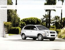 2007 07  Hyundai  Tucson   original sales brochure MINT