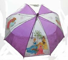 Disney Princess Purple Clear Bubble Dome Umbrella (HL235)