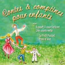 CD Contes et comptines pour enfants /Les Petits Chatons