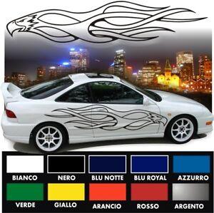 Adesivi  per auto tuning AQUILA Fast and Furious