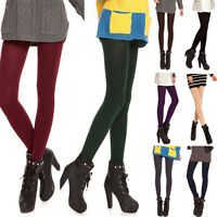 Women's Winter Thick Warm Slim Stretch Leggings Skinny Ladies Trousers Sport NEW